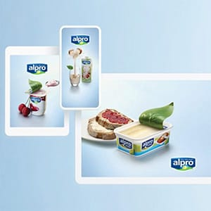We poured our expertise into Alpro