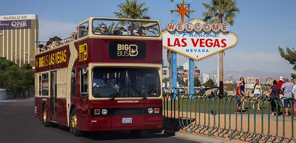 We were just the ticket for Big Bus Tours' booking system