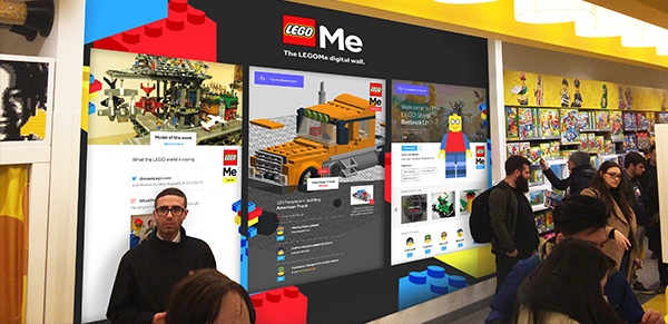Building a new way to play with LEGO