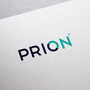 We up-cycled Prion's digital marketing and strategy