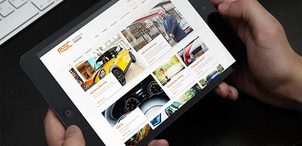 We keep the RAC's digital services motoring